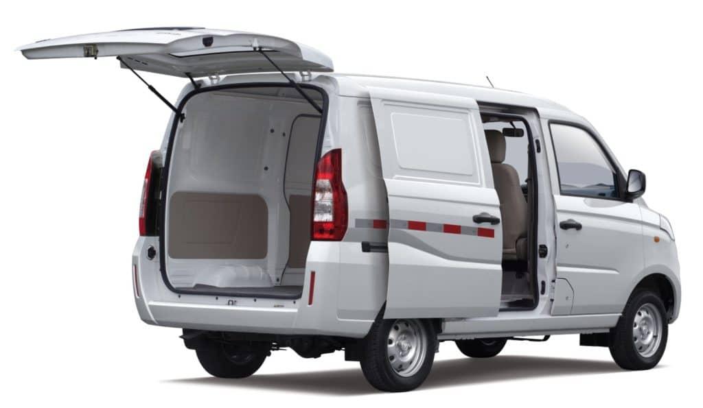 Foton Cargo Van 1