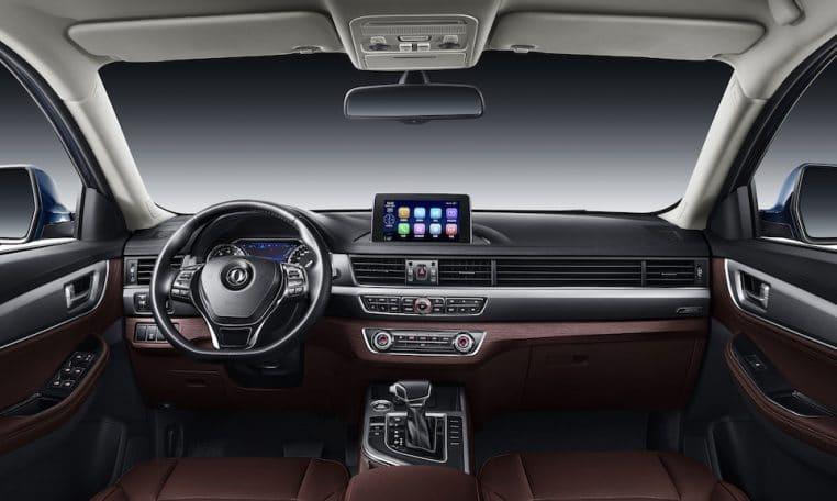 sx5 interior