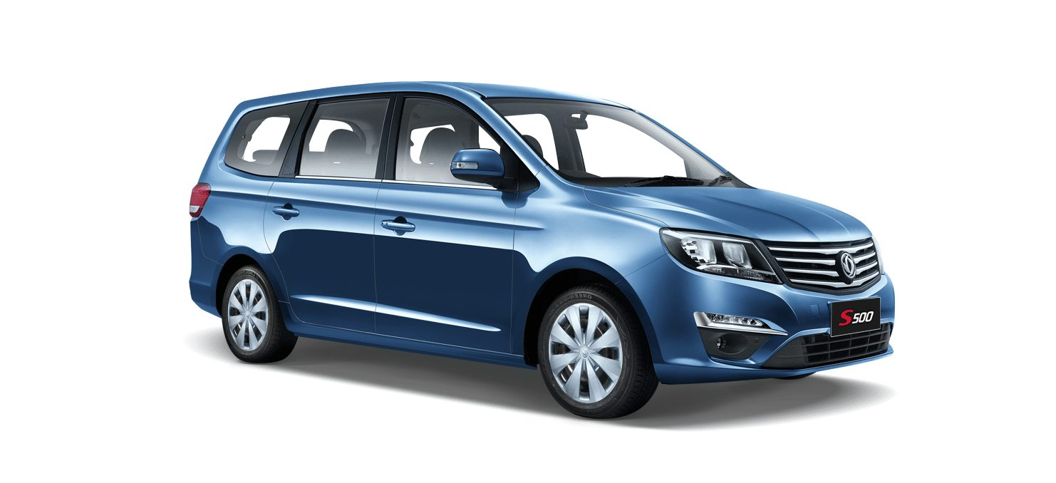 Dongfeng S500 Azul
