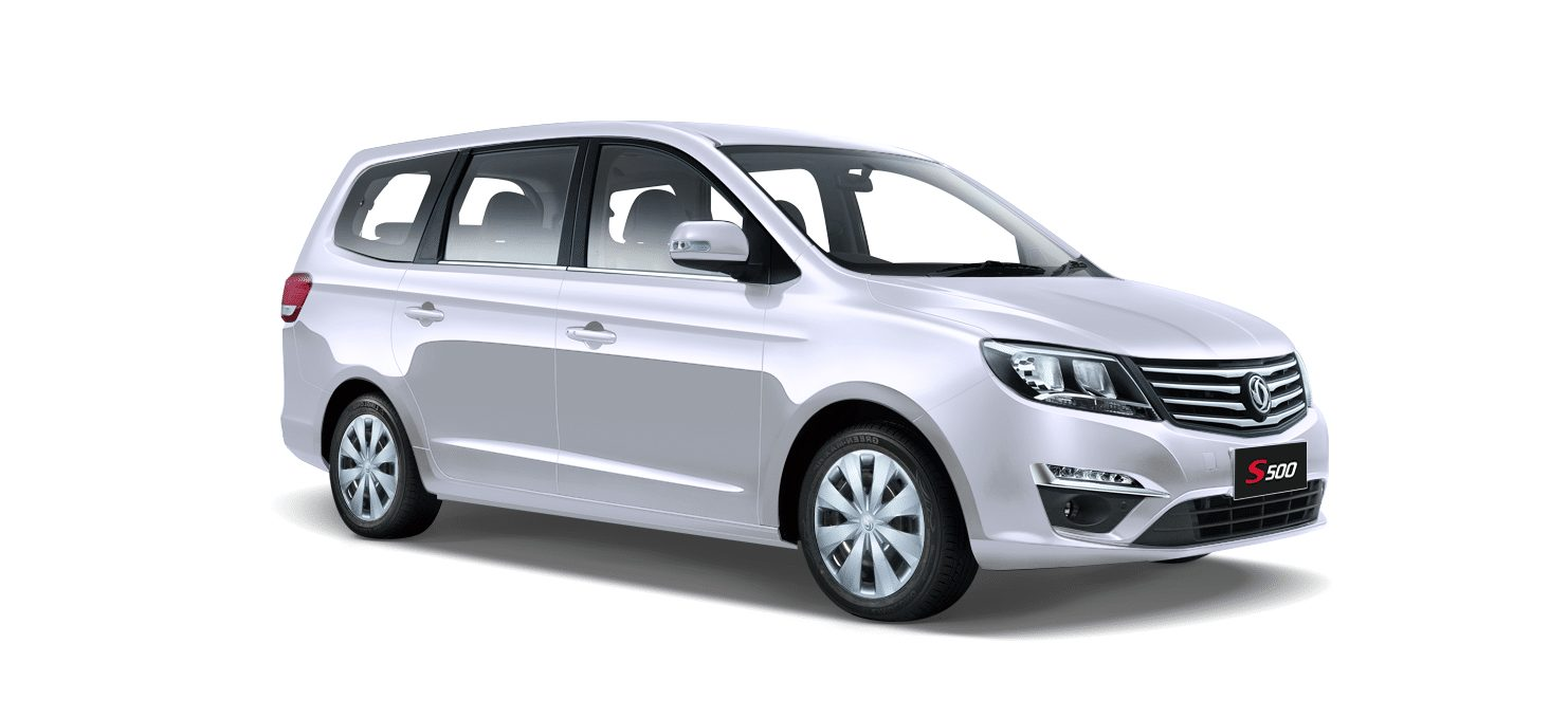 Dongfeng S500 Blanco